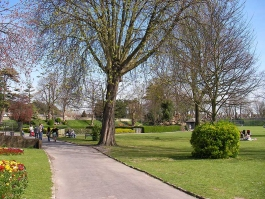 Chichester priory park